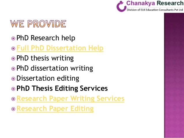 Dissertation Assistance Service. Writing Center 24/7.
