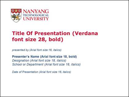 Dissertation defense power point presentation