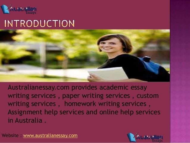 Australia essay writing service writing center 24 7