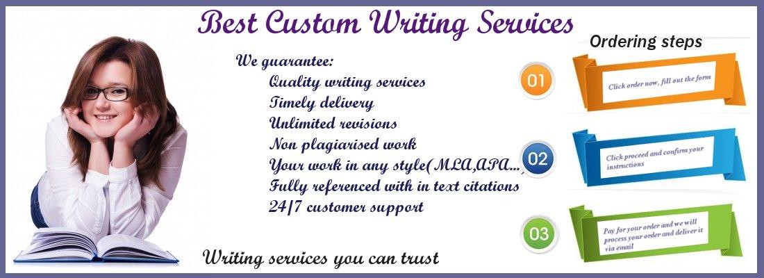 Custom essay. Writing Center 24/7.