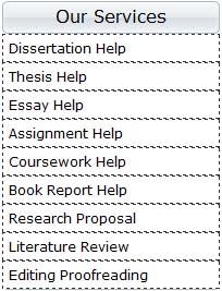 Dissertation help bristol
