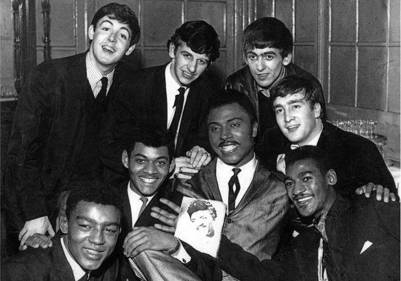 Little Richard, The Beatles & The Chants