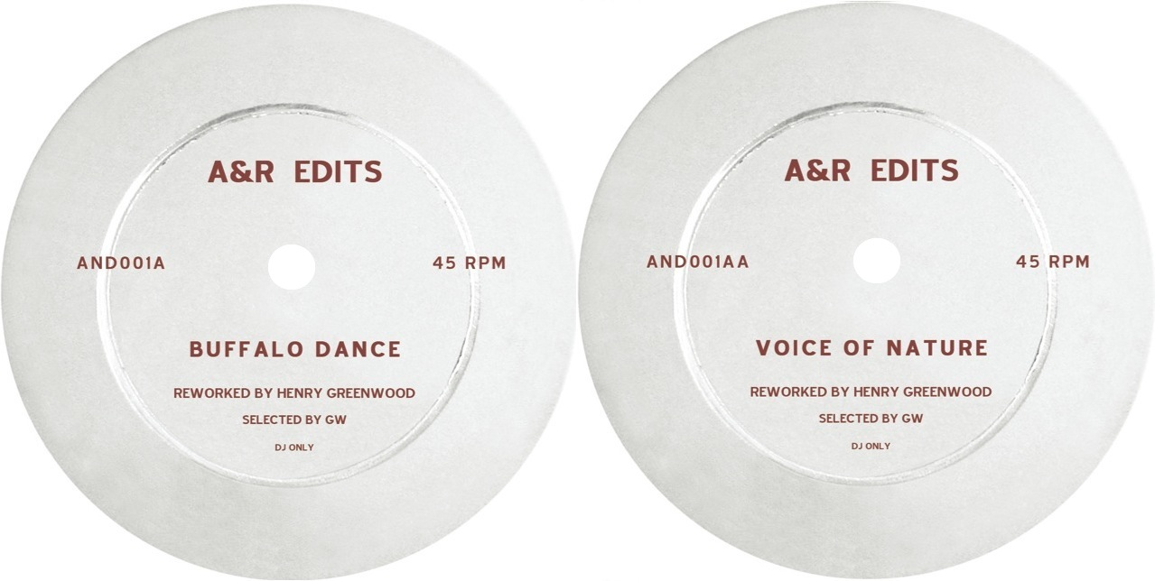 Buffalo Dance & Voice Of Nature Labels