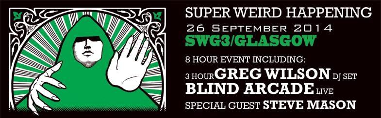 Super Weird Glasgow