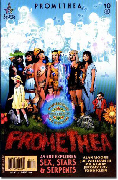 Promethea's Lonely Hearts Club