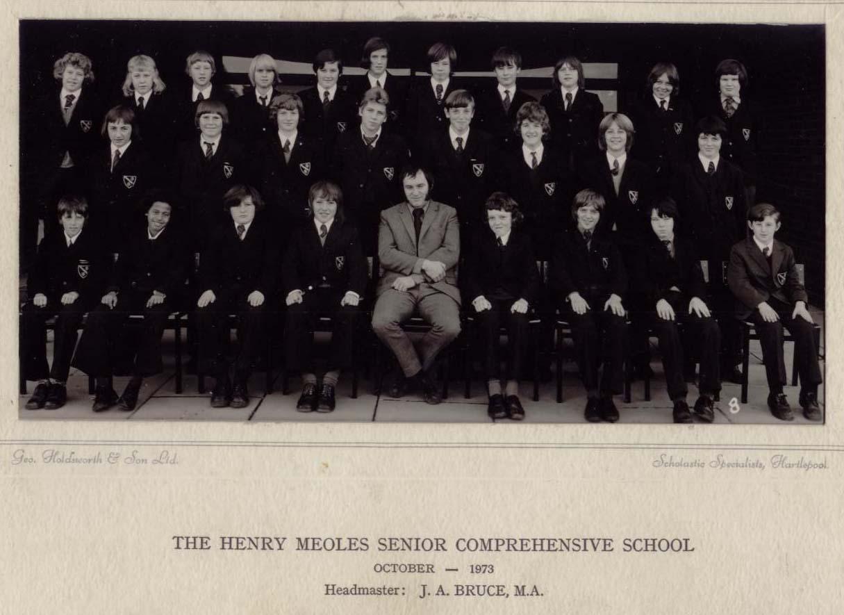 Henry Meoles School 1973