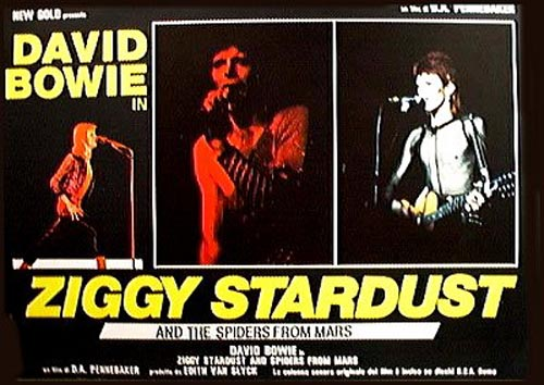 Ziggy Stardust- The Motion Picture