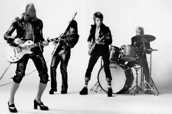 Ziggy & The Spiders