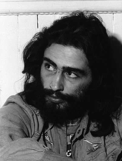 David Mancuso at a meeting of the the SoHo Artists' Association.