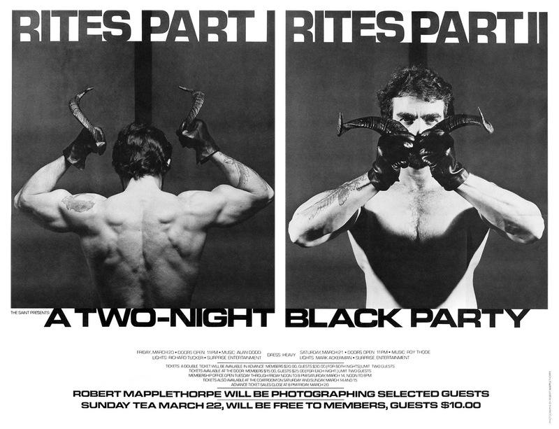 The Saint Black Party
