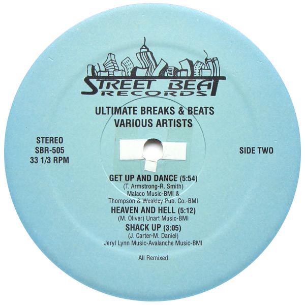 Various Breaks & Beats