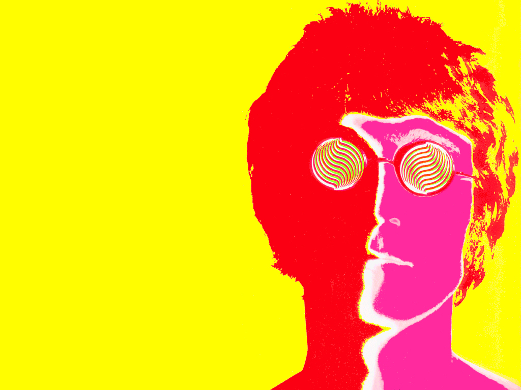 John Lennon by Richard Avendon 1967