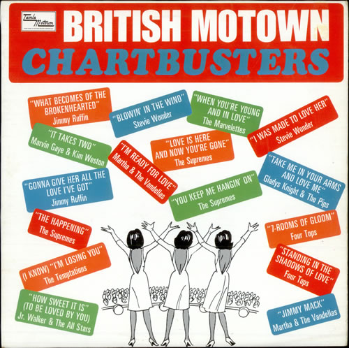 British Motown Chartbusters