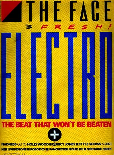 The Face - The Beat That Won't Be Beaten