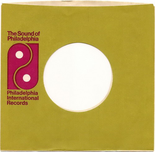 Philadelphia International Record Sleeve