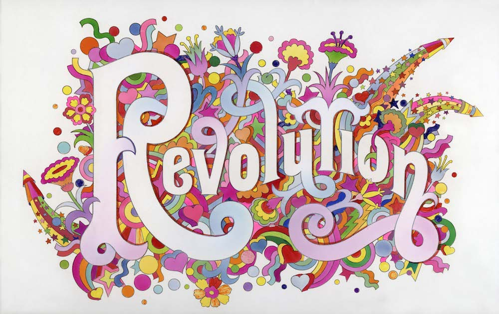 Alan Aldridge 'Revolution'