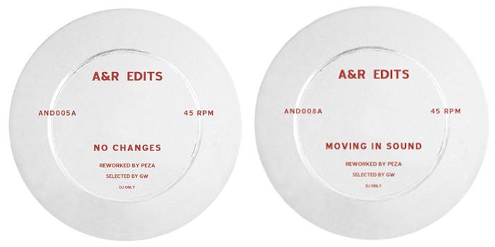A&R Edits 5 + 8