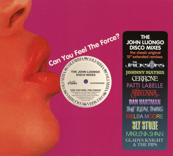 Can You Feel The Force - The John Luongo Disco Mixes