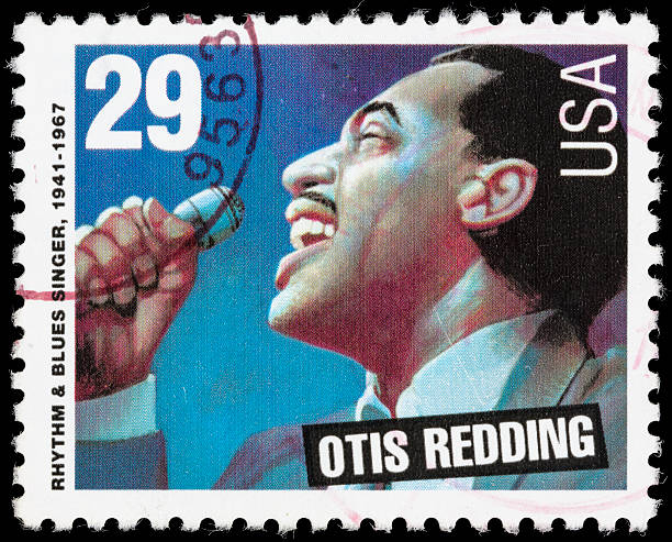 Otis Redding Stamp