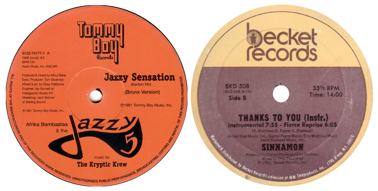 Jazzy Sensation - Thanks To You