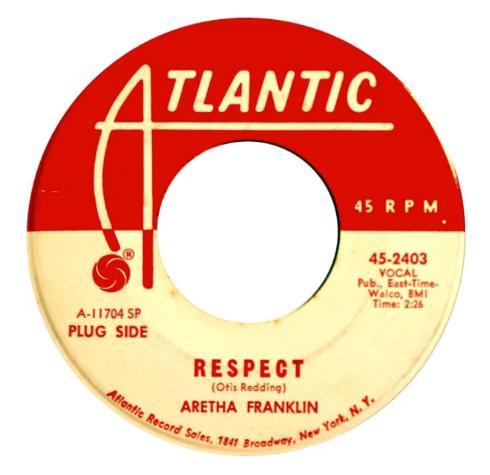 Aretha Franklin 'Respect'