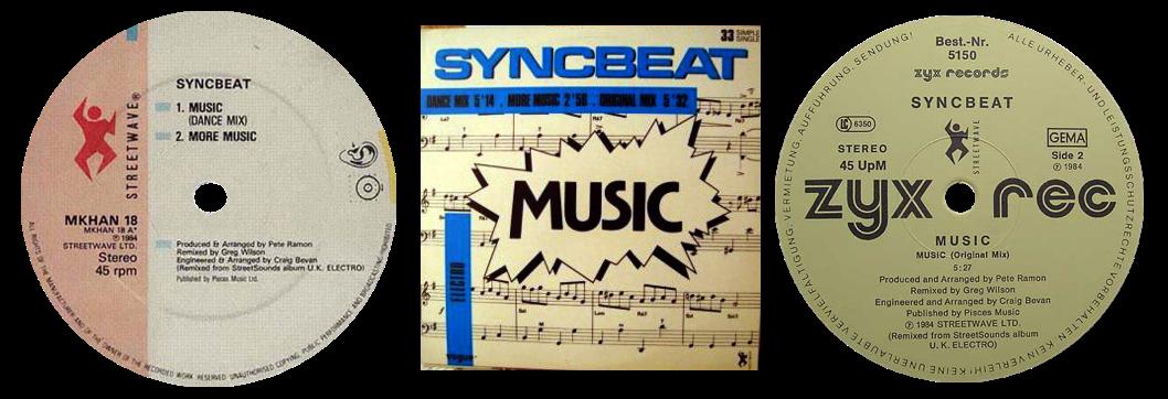 Syncbeat 'Music'