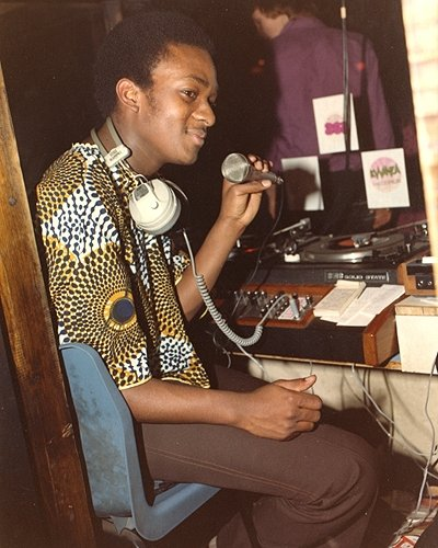 Mike SHAFT on the decks at legendary Manchester Soul venue Rafters