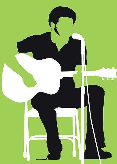 Bill Withers Illustration