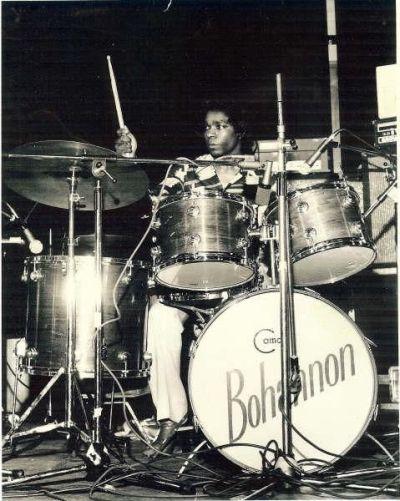 Bohannon drums