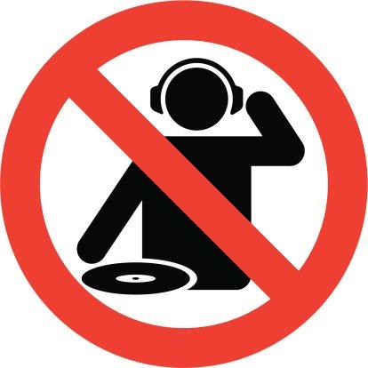 No DJ