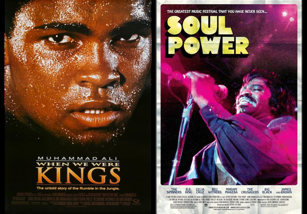 When We Were Kings / Soul Power