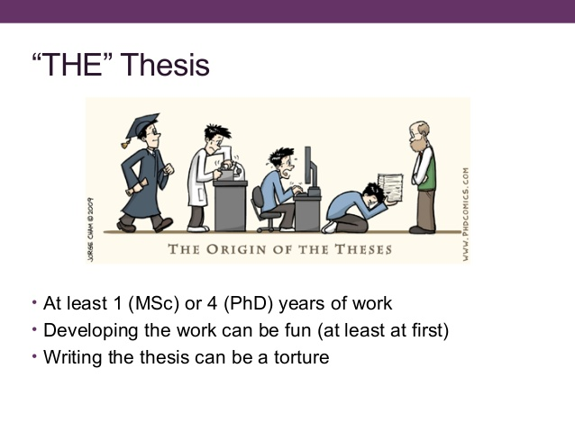 for my phd thesis A number of years ago, i was studying for my phd in order to complete it, and gain that highly coveted title, i had to submit a doctoral thesis, which encompassed the entirety of my 3 years of.
